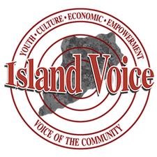 Island Voice logo