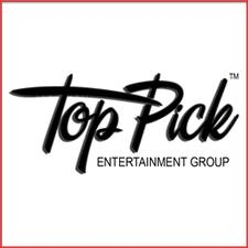 Top Pick Entertainment Group logo