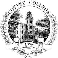 Cottey College Office of Enrollment Management  logo