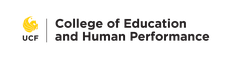 UCF College of Education and Human Performance logo