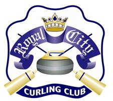 Royal City Curling Club logo