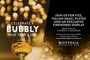 Bottega New Year`s Eve