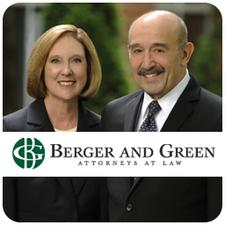 Berger and Green logo