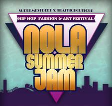 NOLA SUMMER JAM 2012 logo
