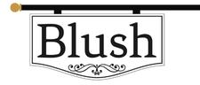 @blushthestore logo
