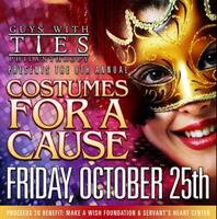 "Guys With Ties 8th Annual ""Costumes for a Cause""..."