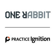 One Rabbit & Practice Ignition logo