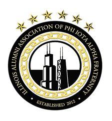 Illinois Alumni Association of Phi Iota Alpha Fraternity Inc. logo