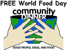 2nd Annual World Food Day Community Dinner