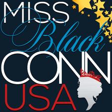 Miss Black Connecticut USA logo