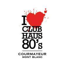 Club Haus 80's Courmayeur Mont Blanc logo