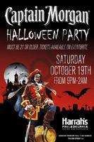 Captain Morgan® Halloween Party