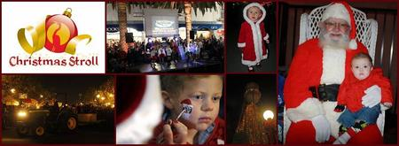 Yuba City Downtown Christmas Stroll