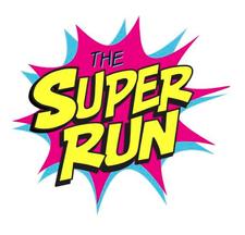 The Super Run 5k logo