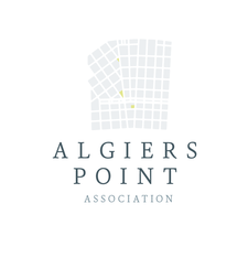 Algiers Point Association logo