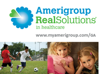 Amerigroup Georgia Families 360° Education and Training logo