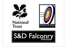S&D Falconry logo