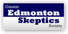 Greater Edmonton Skeptics Society logo