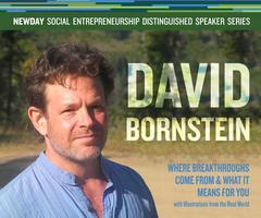 David Bornstein: Tulane NewDay Social Entrepreneurship...