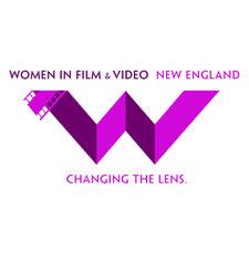Women in Film & Video of New England logo