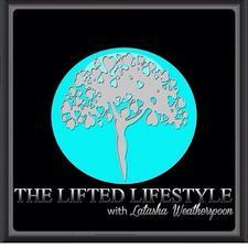 The Lifted Lifestyle with Latasha Weatherspoon logo