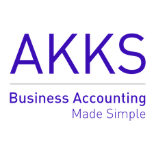 Business Accounting Made Simple|AKKS logo