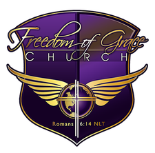 Freedom of Grace Church logo
