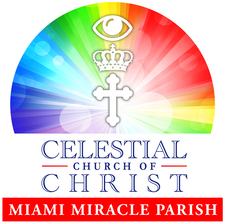 Celestial Church of Christ - Miami Miracle Parish logo