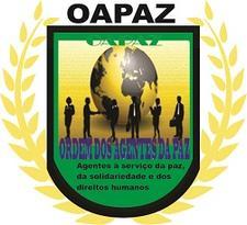 OAPAZ - ORDEM DOS AGENTES DA PAZ E DA SOLIDARIEDADE  logo