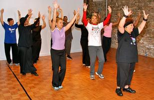 Praise Dance Fitness Leader ONLINE or LIVE Certificatio...