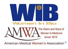 Women In Bio Chicago / AMWA Chicago logo