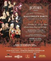 Jezebel Halloween Party presented by Havana Club