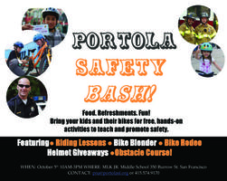 Portola Neighborhood Safety BASH!
