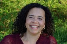 Mercedes Baines (RCC, CCC, CAC) Psychotherapist, Facilitator, Writer & Theatre Artist logo