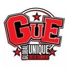 GLOBAL UNIQUE ENTERTAINMENT  logo