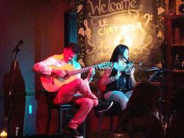 Rose Max and Ramatis Brazilian Jazz Duo