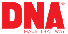 DNA magazine logo