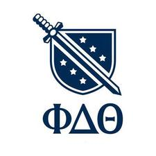 The California Phi Chapter of Phi Delta Theta logo