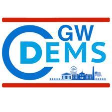 GW College Democrats logo