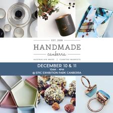 Handmade Market Canberra logo