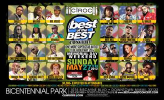 Best of the Best Concert Miami