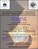 Noor, A play in English by Akbar Ahmed.