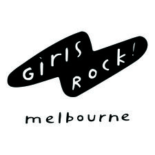 Girls Rock! Melbourne logo