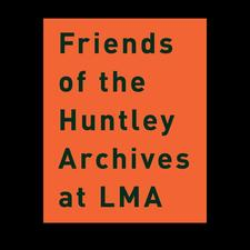 Friends of the Huntley Archives at LMA  logo