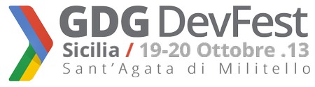 GDG DevFest Sicilia 2013