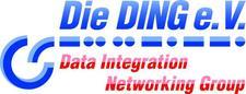 Die DING e.V. logo