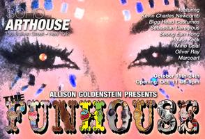 Allison Goldenstein presents THE FUNHOUSE