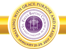 St. Paul's Baptist Church West Chester PA logo