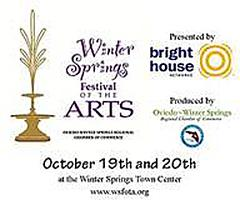 6th Annual Winter Springs Festival of the Arts