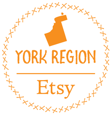 Etsy York Region logo